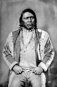 Chief Ouray - 1874